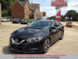 2016 Nissan Maxima SV | NAVIGATION | LEATHER | CAMERA | SENSORS