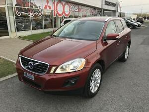 2010 Volvo XC60 T6 AWD*Toit Panoram*Cuir*Bluetooth