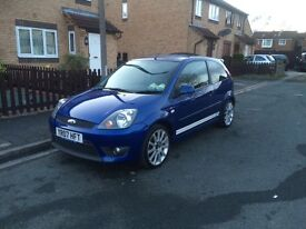 Ford Fiesta st - 2 owners