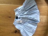 Ralph Lauren BNWT pure silk skirt