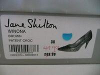 Brown Jane Shilton Shoes