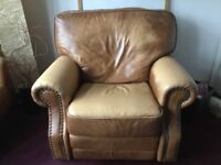 FREE reclining armchair, very comfortable