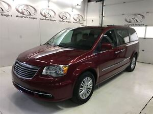 2015 Chrysler Town & Country Premium