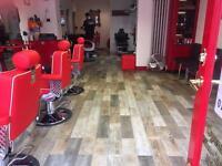 Hairdresser and barber needed