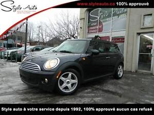 2009 Mini Cooper CUIR TOIT PANORAMIC