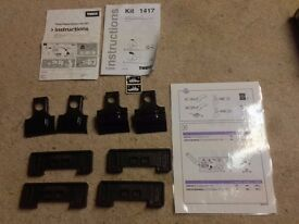 Thule 1417 Fit Kit for Audi A3