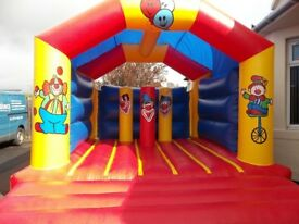 Bouncy Castle Hire Business Opportunity