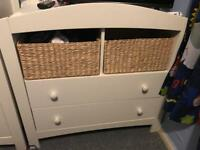 Changing table (mothercare)