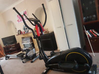 Very good condition cross trainer and have paperwork - Collection ASAP