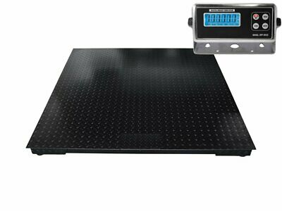5 X 4 60 X 48 Floor Scale Pallet Scale Warehouse 10000 Lbs X 1 Lb
