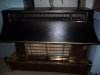 Gold Monarch II Radiant Convector Gas Fire 5KW