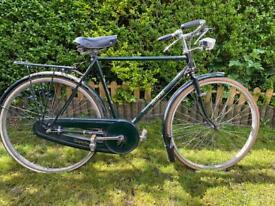 Raleigh Bike men's vintage