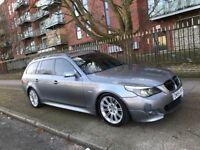 BMW 5 Series 2.5 525d Sport Touring **SATNAV AUTOMATIC PANROOF**