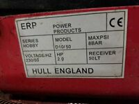 ERP AIR COMPRESSOR FOR SALE