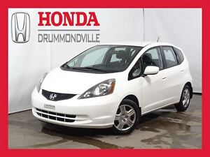 2013 Honda Fit LX + BLUETOOTH + REG. VITESSE