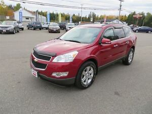 2012 Chevrolet Traverse 1LT AWD LOCAL TRADE, LOW LOW KMS!!