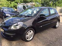 2008 NEW SHAPE CLIO***1149 cc-TURBO-100 BHP***LONG MOT