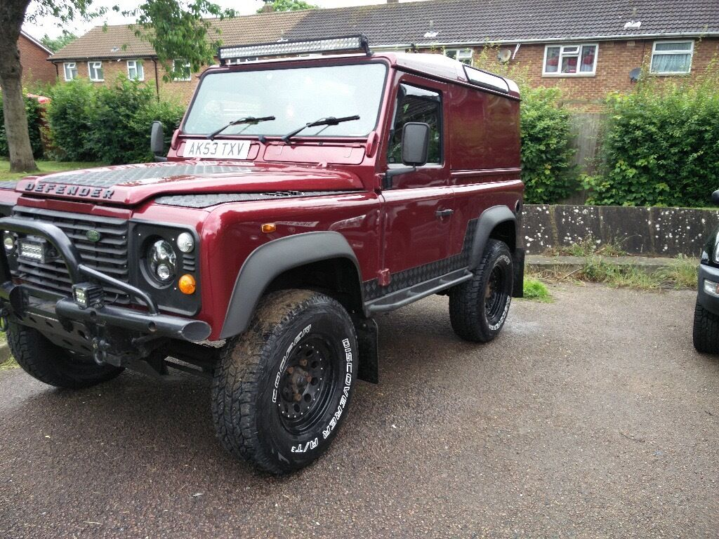 land rover defender 90 county hard top  modified  in baldock  hertfordshire gumtree ford 3600 service manual pdf ford 4600 service manual