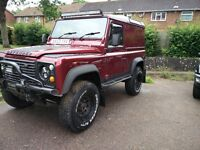 Land Rover Defender 90 County Hard Top *Modified*