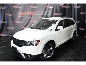 2017 Dodge Journey Crossroad AWD!