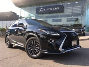 2016 Lexus RX 350 F Sport 2 Navi Back Up Cam Bluetooth Sunroof