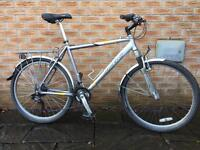 Raleigh SUB Sports Utility Bike Hybrid Mountain commuter