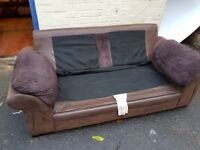 Sofa bed + new mattress. FREE delivery in Derby