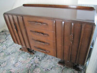 Sideboard early 1900's