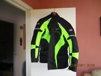 BRAND NEW MOTORCYCLE TEXTILE JACKET
