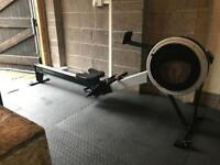 Concept 2 rower / rowing machine