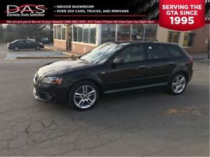 2012 Audi A3 2.0T Progressiv S- Line/Sunroof/Leather