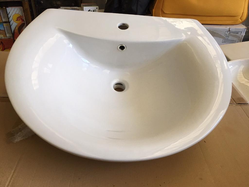 Bathroom Sinks Gumtree new bathroom sink | in bishopbriggs, glasgow | gumtree