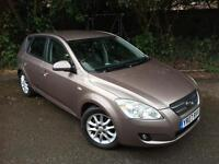 2007 Kia Ceed 1.6 CDTI Diesel - only 70k miles - 1 Owner - Full Service History