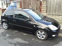 Superb Value 2003 Fiesta Zetec 3 Dr Hatch June 2018 MOT Used Daily! Alloys And Air Con