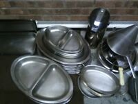 Quality stainless steel catering equipment