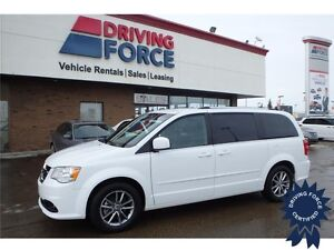 2015 Dodge Grand Caravan Premium Plus, 27,290 KMs, 3.6L V6 Gas