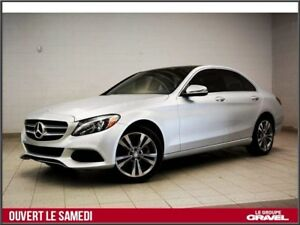2016 Mercedes-Benz C-Class C300 4MATIC CUIR TOIT PANORAMIQUE GPS