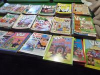 VIZ Comics over 200 issues plus extras