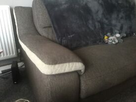Sofa large 3 seater and 2 seater