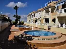 HOLIDAY APARTMENT – LOS ALCAZARES SPAIN - All Year rentals**