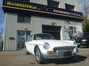 1969 MG MGB/GT