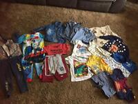 Boys 2-3 year bundle £5 19 items