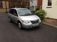 CHRYSLER VOYAGER GRD SE2.5 7 SEATS ONE LADY OWNER