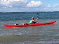 |For Sale - Polyethylene Sea Kayak