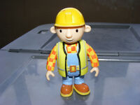Bob the builder toys perfect condition figures , trucks original sizes quality