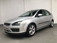 2006 FORD FOCUS 1.6 ZETEC 5dr *** FULL YEARS MOT ***