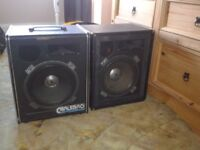 i have 2 disco speakers for sale