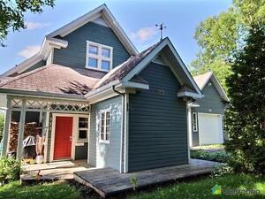 248 000$ - Maison 2 étages à vendre à L'Anse-St-Jean