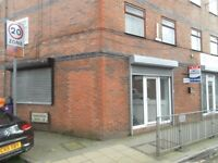 A newly developed shop frontage set on busy road in excellent location just off rice lane.