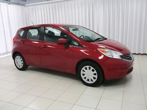 2014 Nissan Versa SV NOTE 5DR HATCH ONLY 28K!! LIKE NEW!